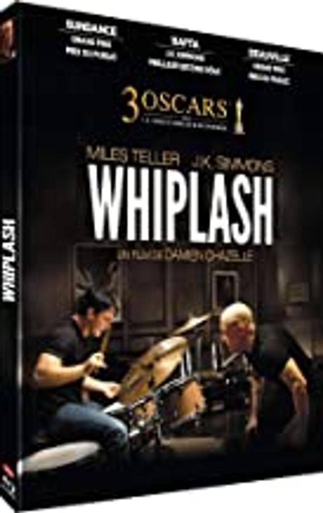 Whiplash / Damien Chazelle, réal. | Chazelle, Damien (1985-....). Metteur en scène ou réalisateur. Scénariste