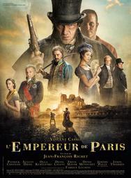 L'empereur de Paris / Jean-françois Richet réal. | Richet, Jean-François. Monteur
