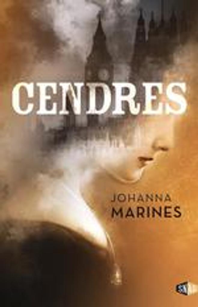 Cendres / Johanna Marines | Marines, Johanna. Auteur