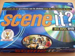 Scene it ? Jeu avec DVD  