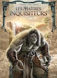 Iliann : Les maîtres inquisiteurs. 13 | Cordurié, Sylvain. Auteur