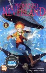 Dénouement : The Promised Neverland. 11 / scénario, Kaiu Shirai | Shirai, Kaiu. Auteur