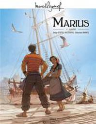 Marius. 1re partie / scénario, Serge Scotto, Éric Stoffel | Scotto, Serge (1963-....). Auteur