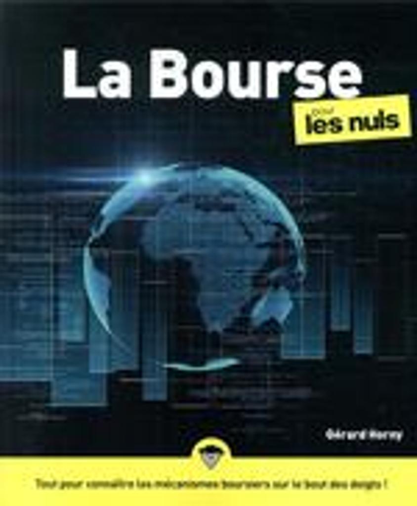 La Bourse pour les nuls / Gérard Horny |
