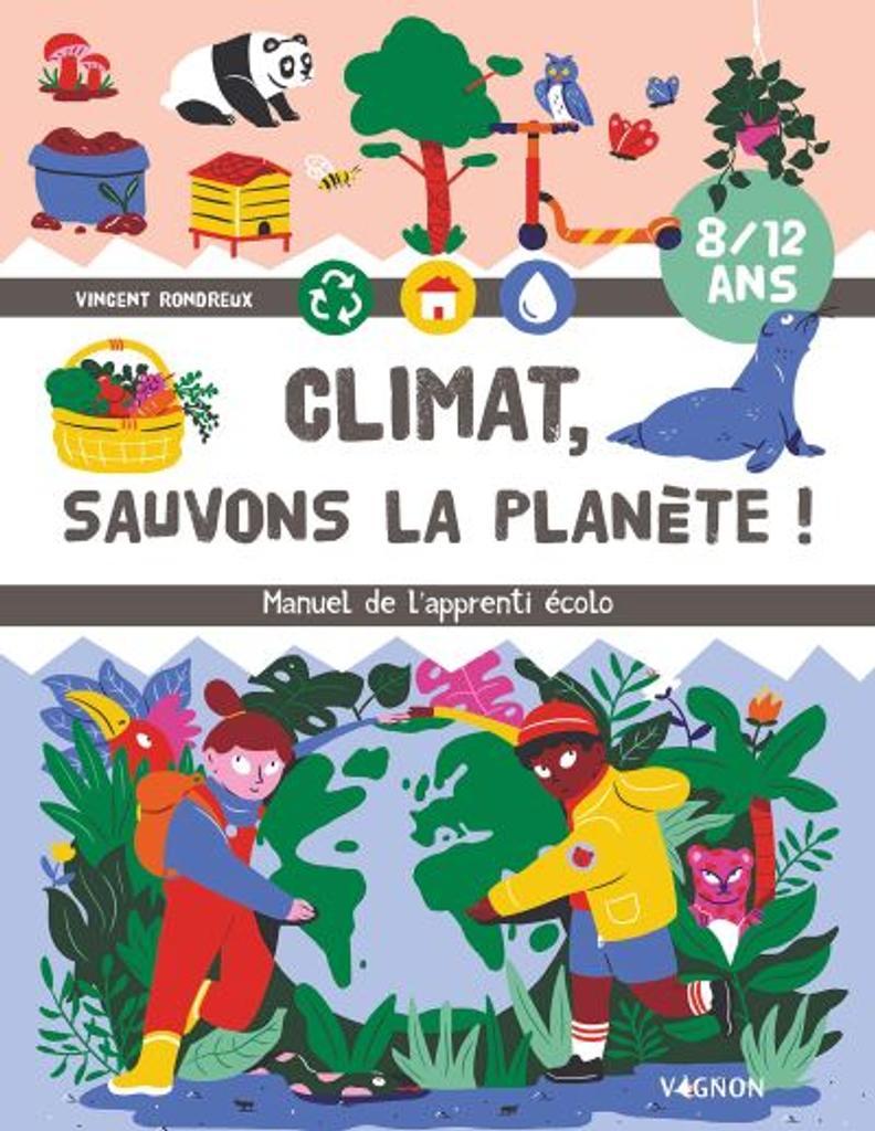 Climat , sauvons la planète! |
