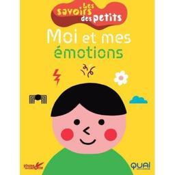 Moi et mes émotions | Sabbagh, Clémence (1978-....). Auteur