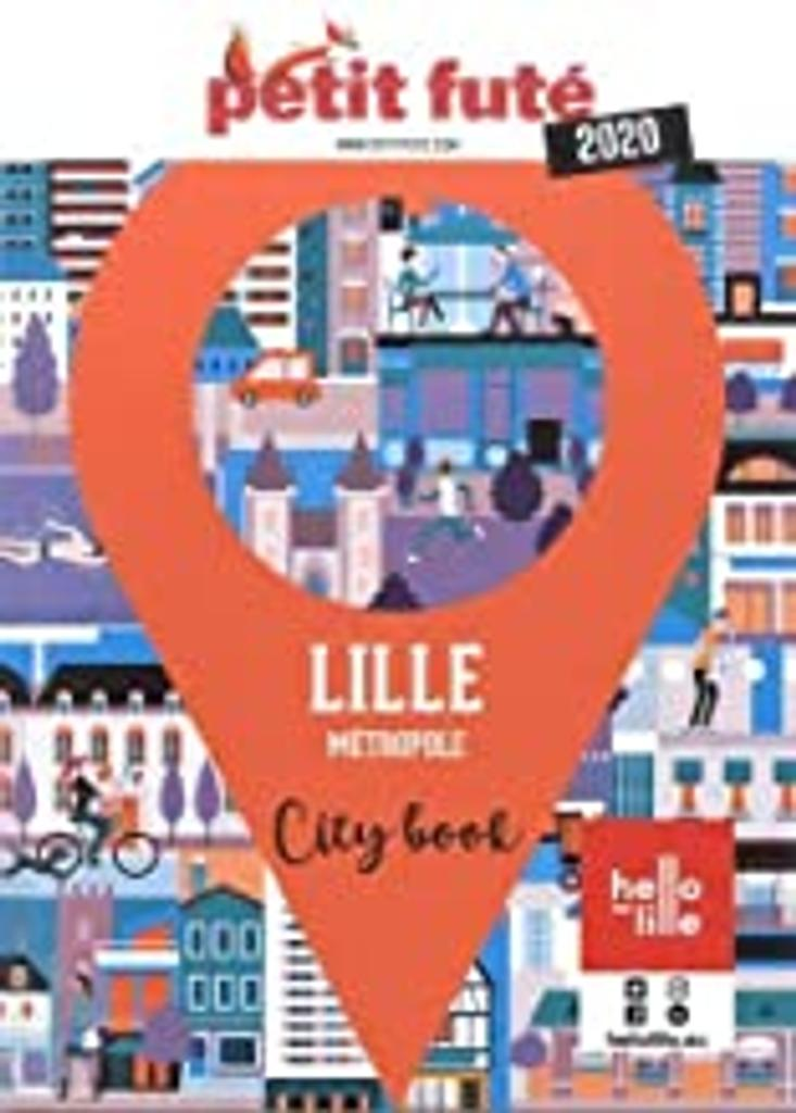 Lille métropole : City Book   Auzias, Dominique (1954-....). Auteur