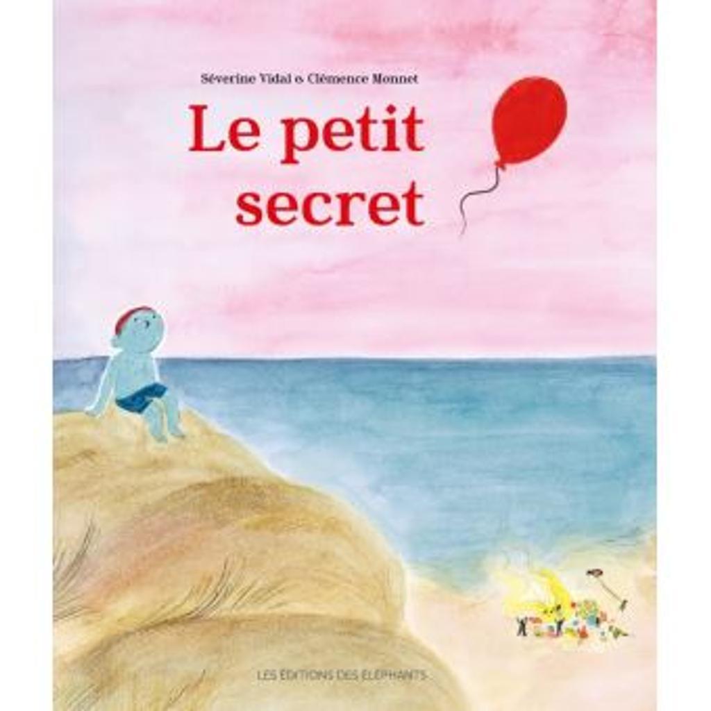 Le petit secret | Vidal, Séverine. Auteur