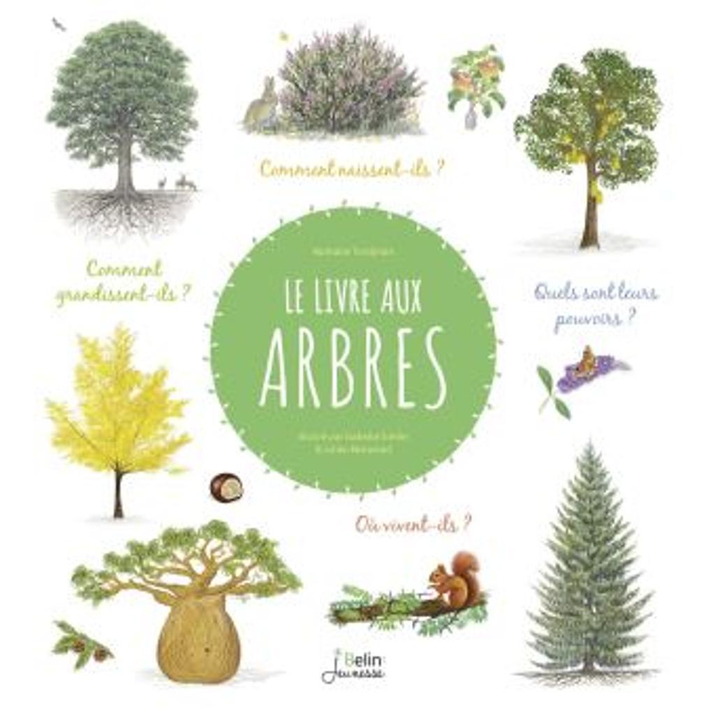 Le livre aux arbres |