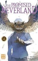 Retrouvailles inattendues : The Promised Neverland. 14 | Shirai, Kaiu. Auteur