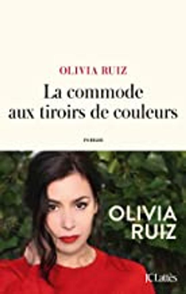 La commode aux tiroirs de couleurs | Ruiz, Olivia (1980-....). Auteur