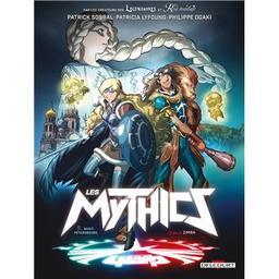 Saint-Pétersbourg : les mythics. 8 | Sobral, Patrick. Auteur