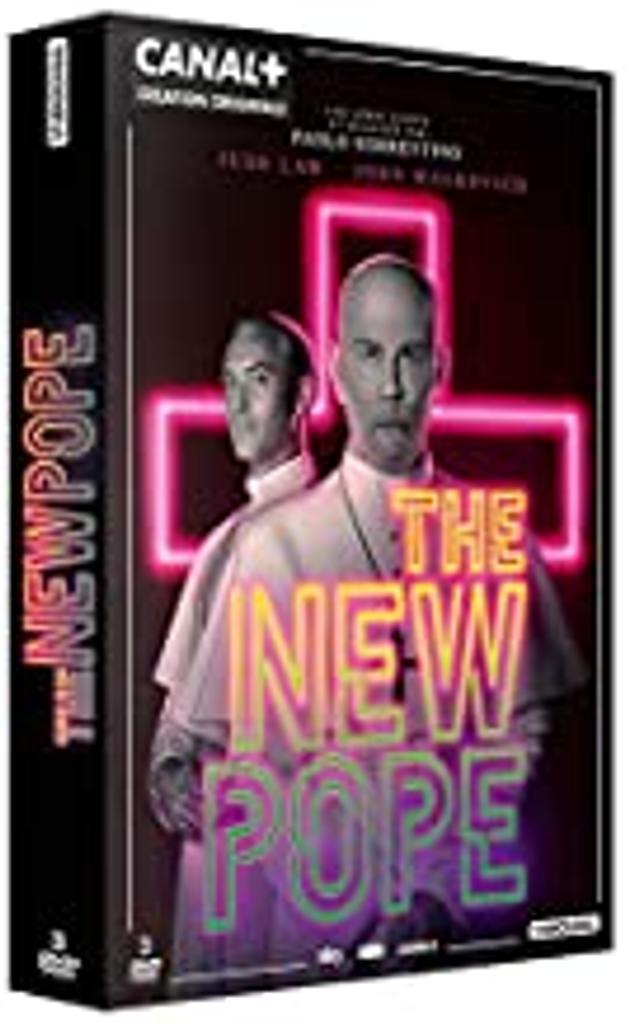 The new pope : Episodes 4 à 6 saison 2 |