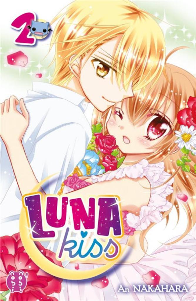 Luna kiss : Luna kiss. 2  