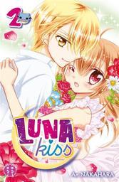 Luna kiss : Luna kiss. 2   Nakahara, An. Auteur