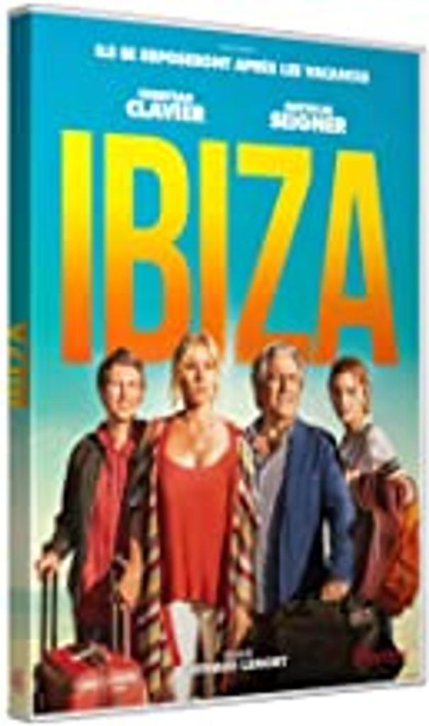 Ibiza | Lemort, Arnaud. Metteur en scène ou réalisateur. Scénariste