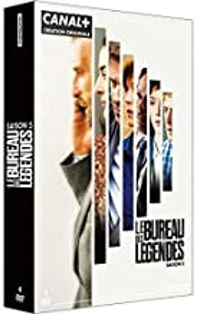 Le bureau des légendes. saison 5 épisodes 1 à 3 |