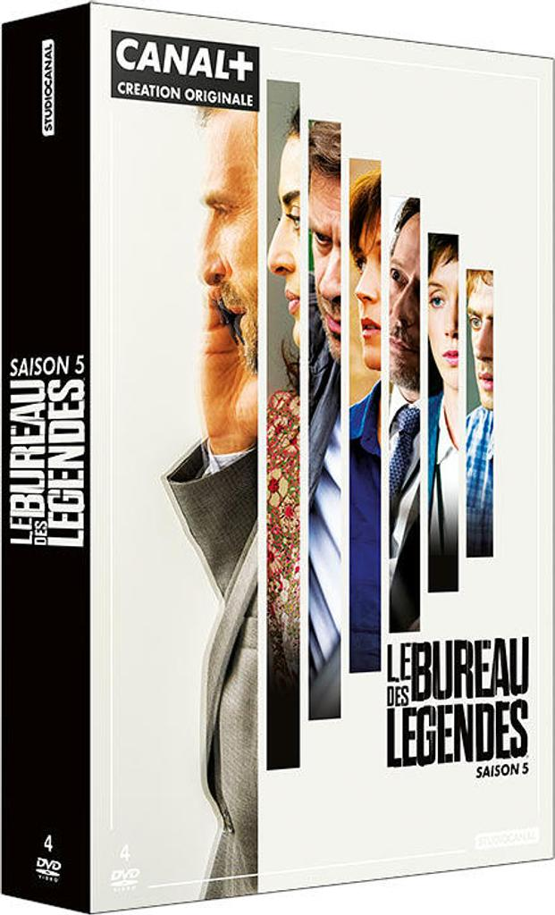 Le bureau des légendes. saison 5 épisodes 7 et 8 |