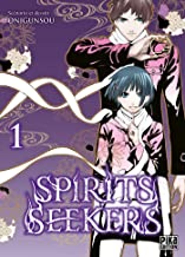 Spirits seekers. 1 |