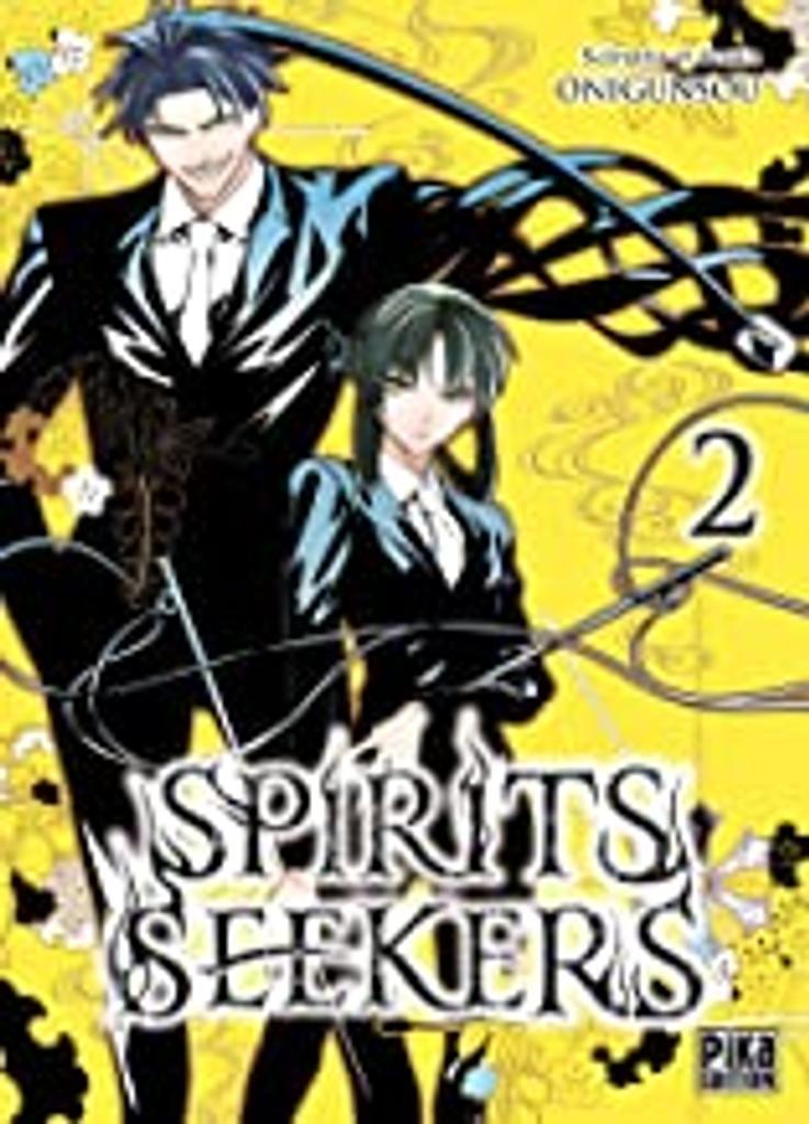 Spirits seekers. 2 |