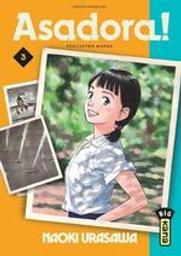 Asadora !. 3 | Urasawa, Naoki (1960-....). Auteur