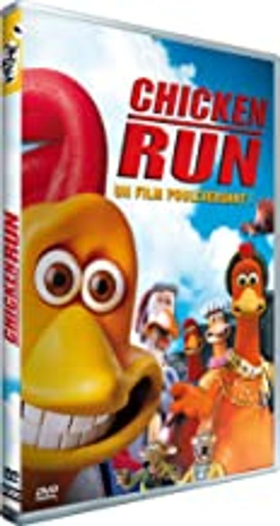 Chicken run / Nick Park, Peter Lord, réal. | Park, Nick. Monteur