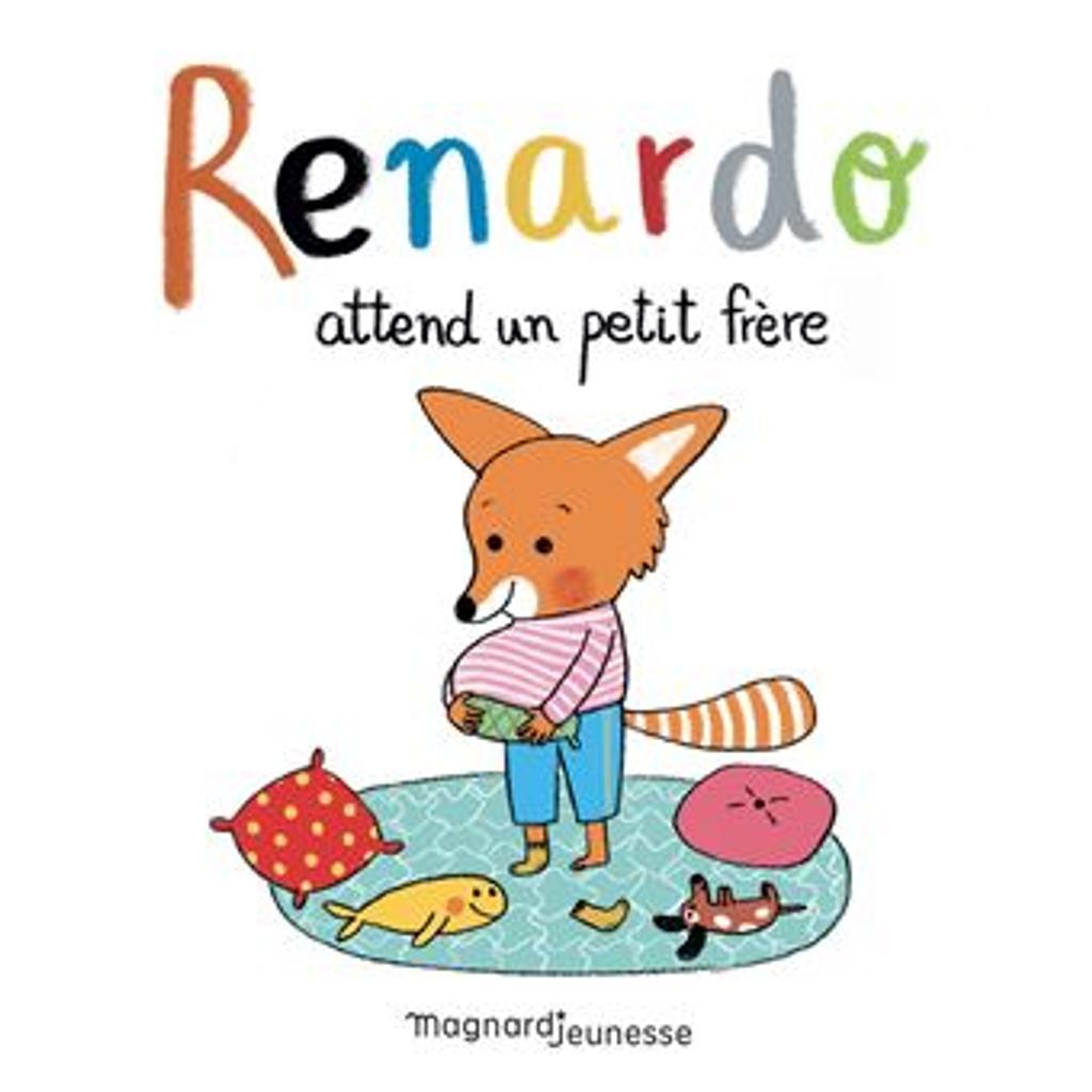 Renardo attend un petit frère |