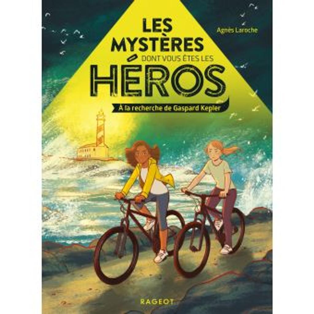 À la recherche de Gaspard Kepler : les mystères dont vous êtes les héros |