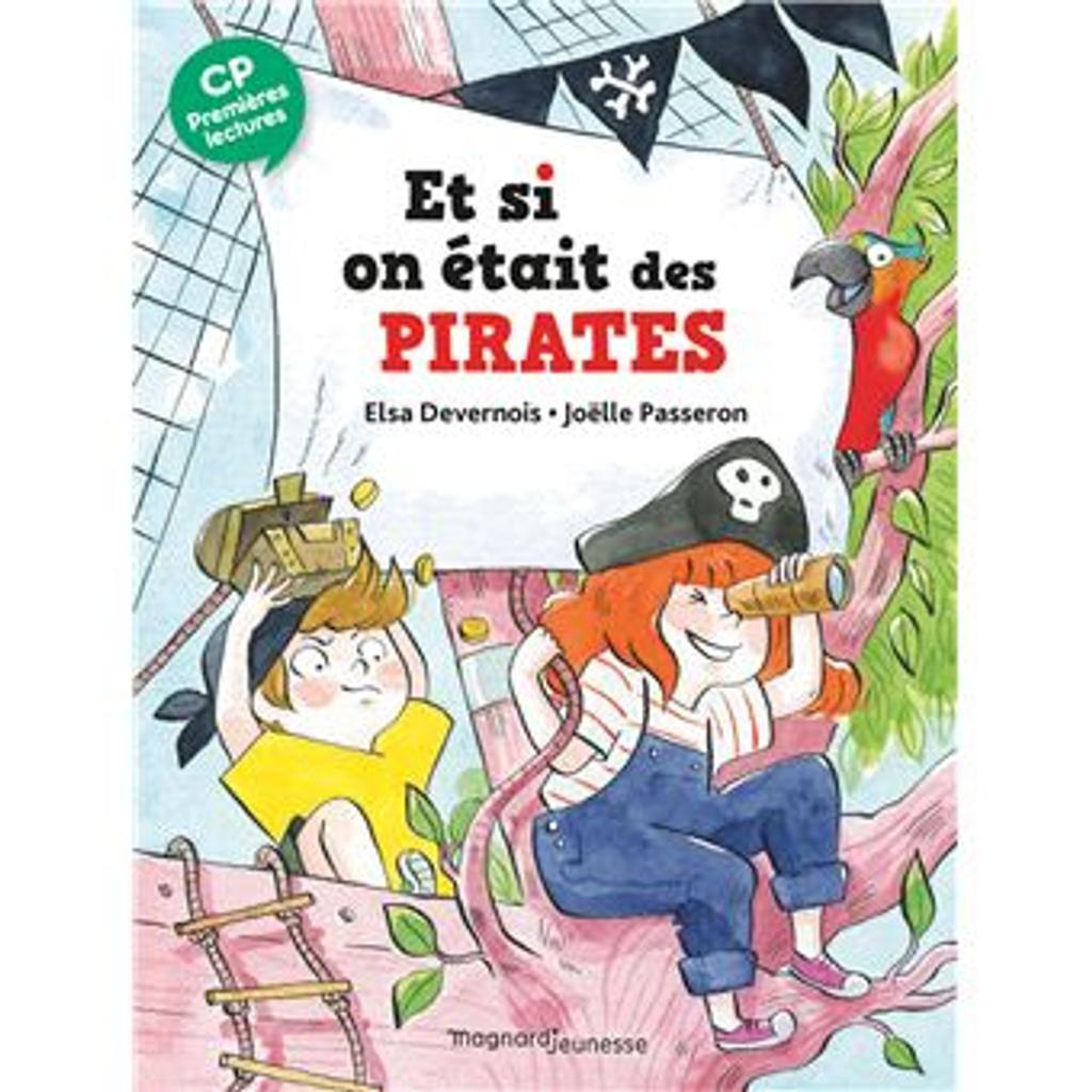 Et si on était des pirates |