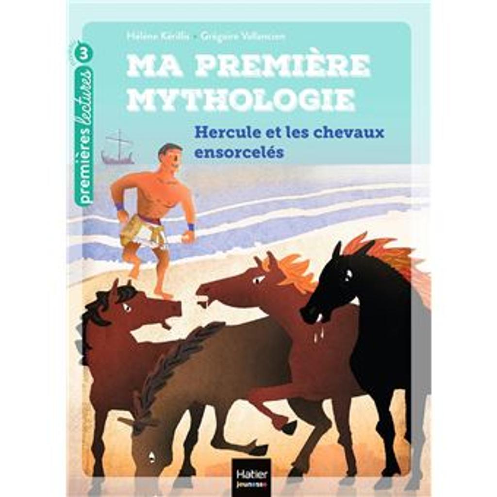 Hercule et les chevaux ensorcelés |