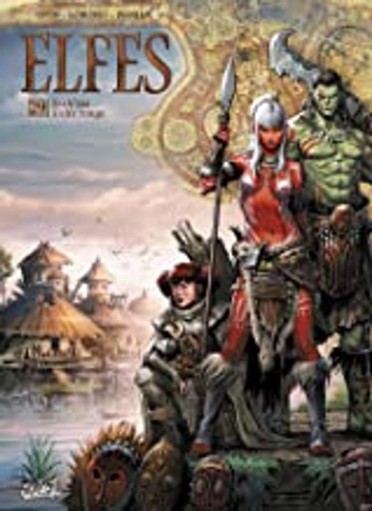 Lea'saa l'elfe rouge : Elfes. 29 |