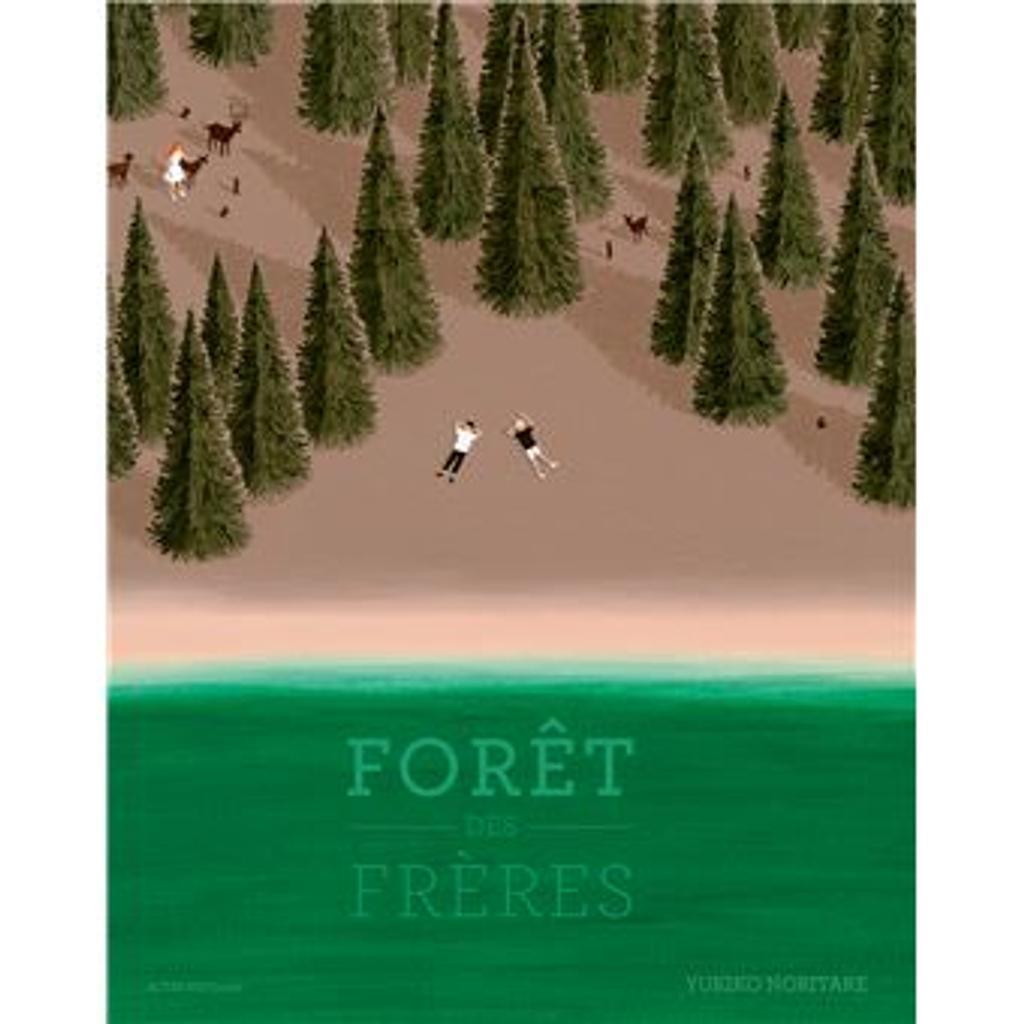 Forêt des frères / Yukiko Noritake |