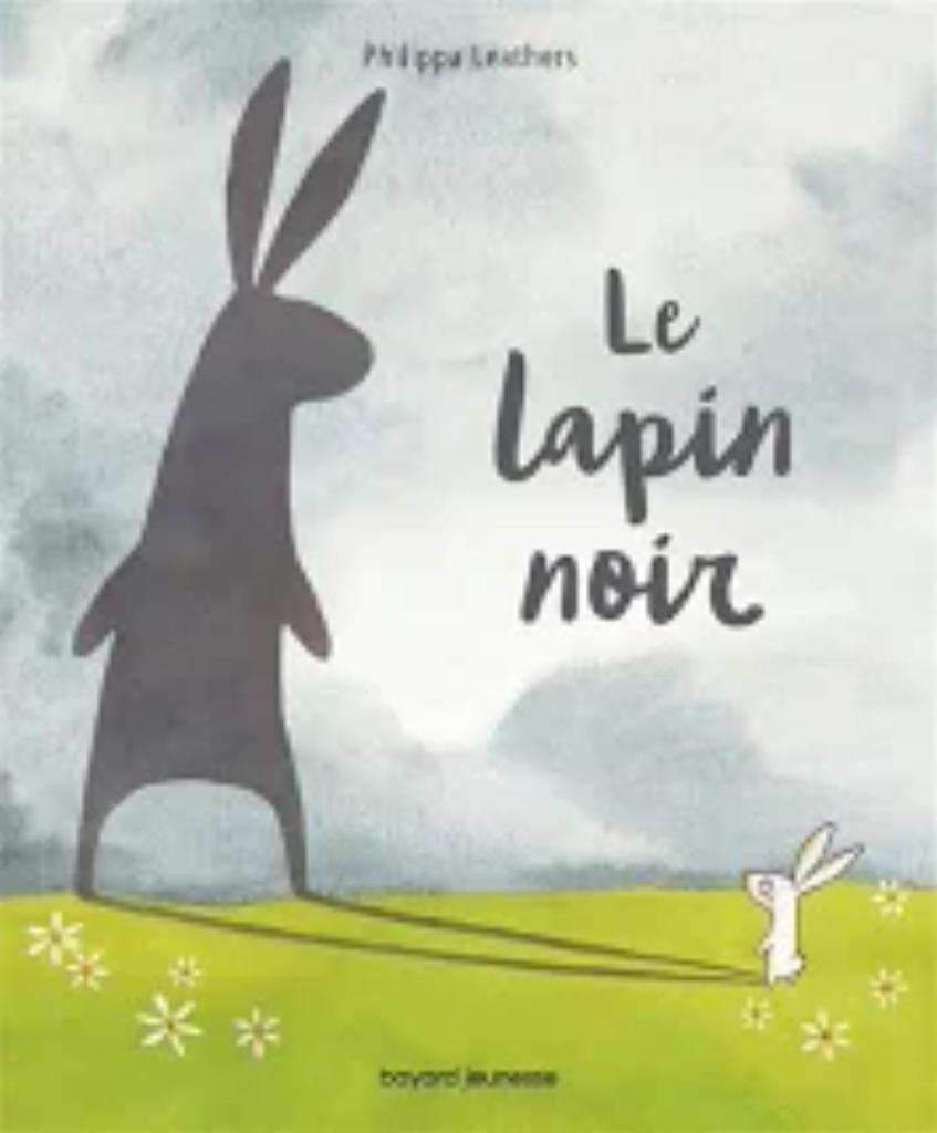 le lapin noir | Leathers, Philippa. Auteur