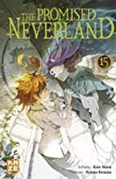 L'entrée : The Promised Neverland. 15 | Shirai, Kaiu. Auteur