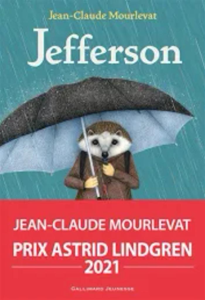 Jefferson | Mourlevat, Jean-Claude (1952-....). Auteur