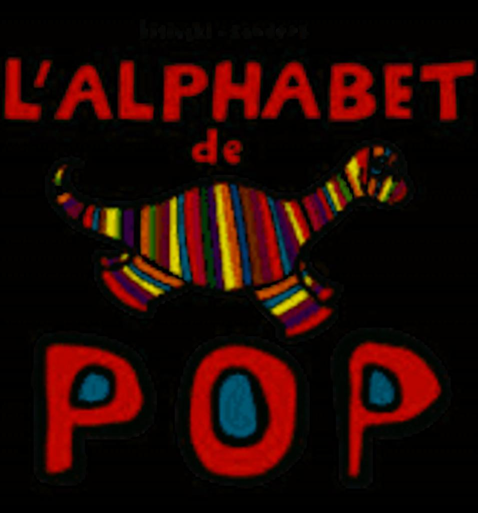 l'alphabet de pop |