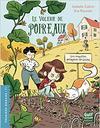 Le voleur de poireaux : les enquêtes potagères de loulou | Cabrit, Isabelle (1971-....). Auteur