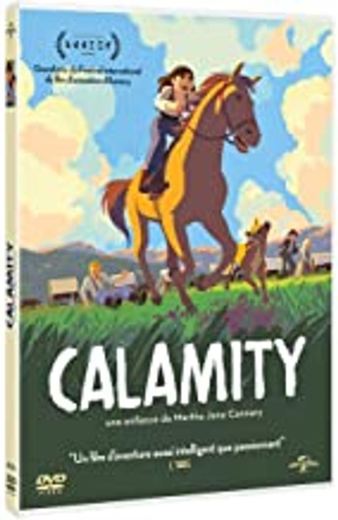 Calamity, une enfance de martha jane cannary |