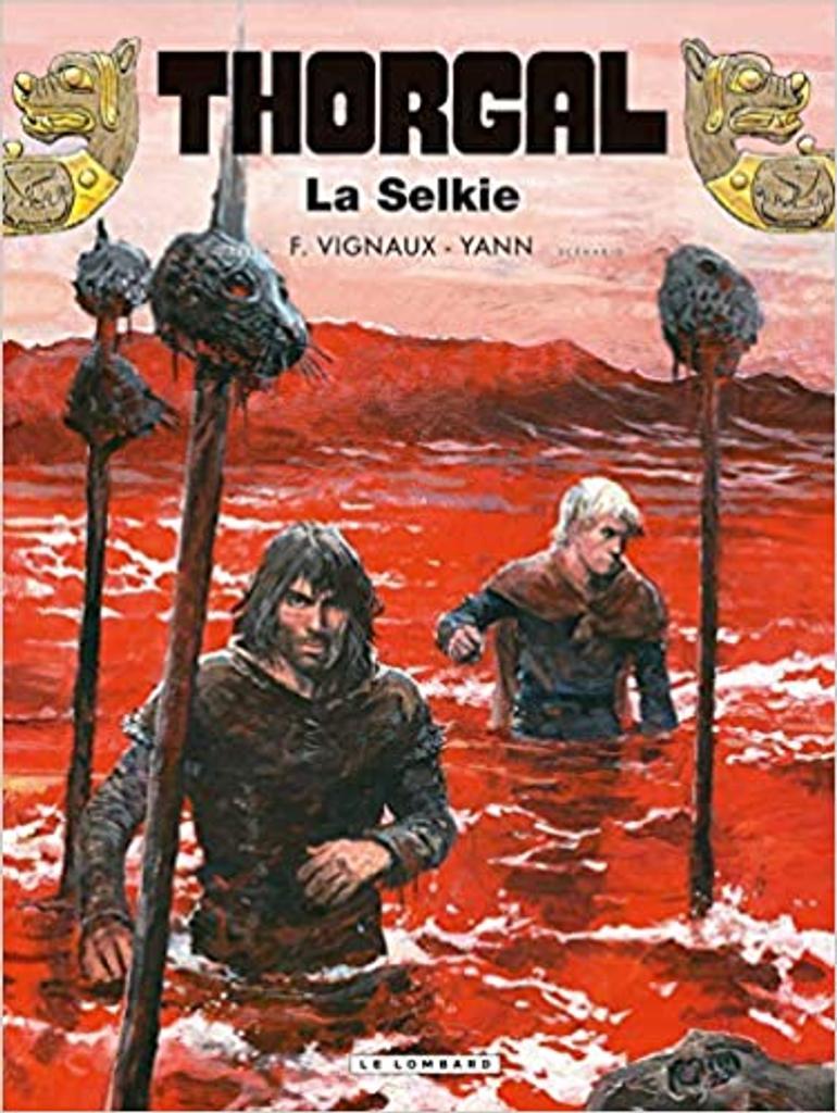 la selkie : Thorgal. 38 |