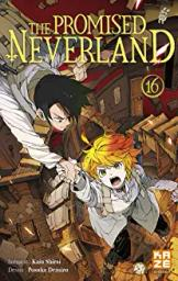 Lost boy : The Promised Neverland. 16 | Shirai, Kaiu. Auteur