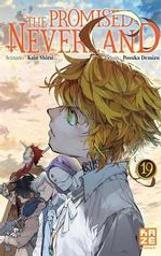 La note maximale : The Promised Neverland. 19 | Shirai, Kaiu. Auteur