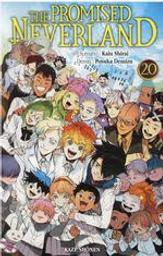 L'autre rive du destin : The Promised Neverland. 20 | Shirai, Kaiu. Auteur