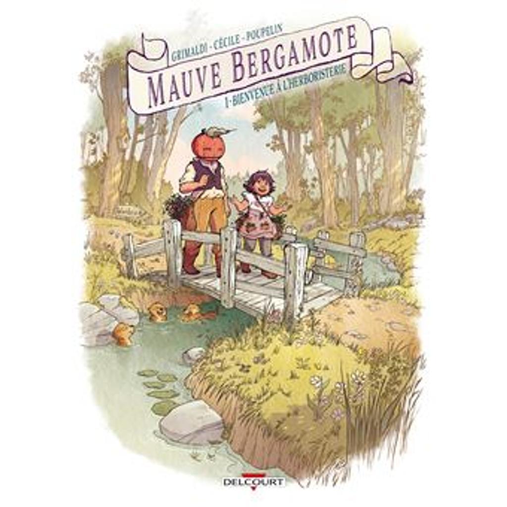Bienvenue à l'herboristerie : Mauve Bergamote. 1  