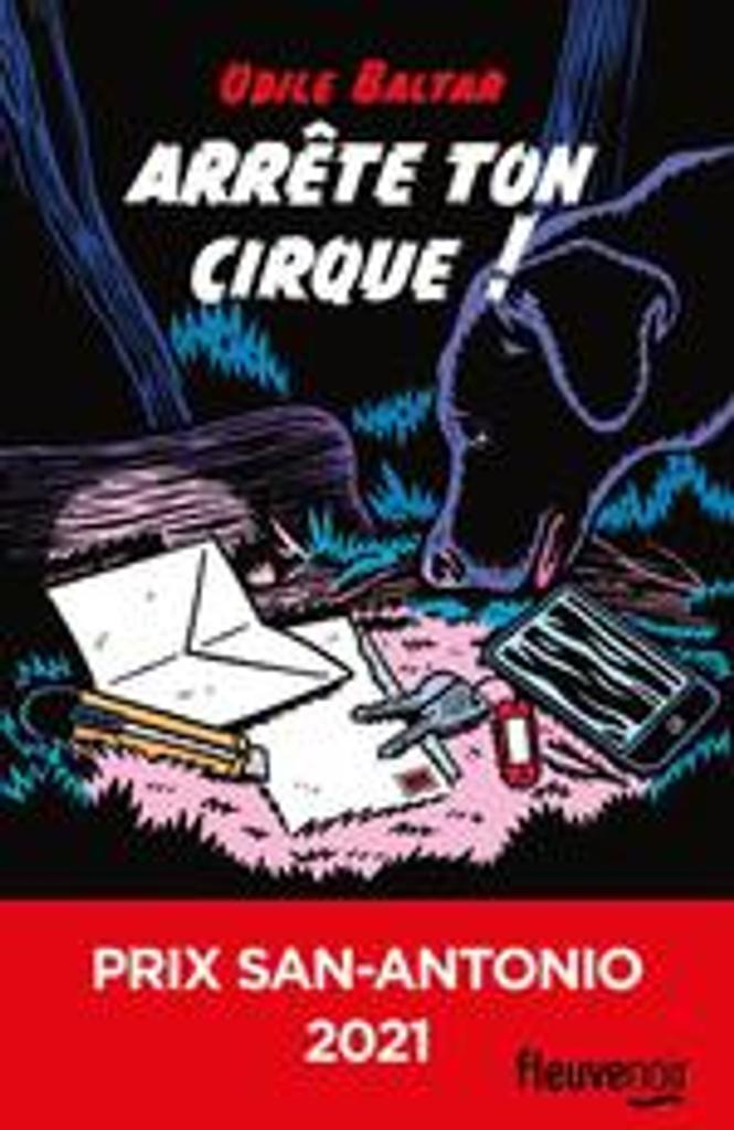 Arrête ton cirque ! |