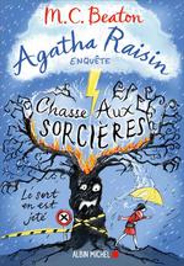 Chasse aux sorcières : Agatha Raisin enquête. 28 |